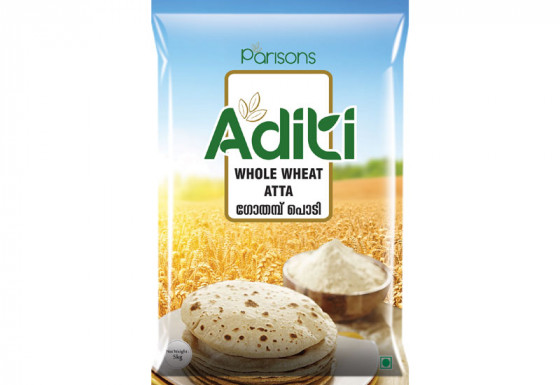 Aditi Whole Wheat Atta